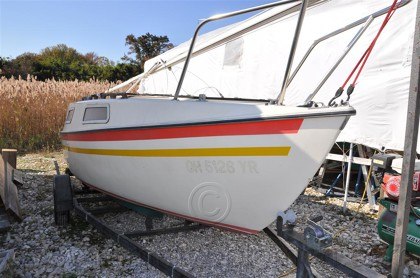 1981 San Juan 21 Mark II Racing Refit - 1