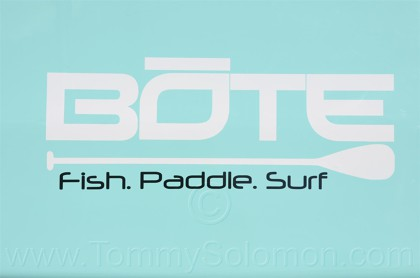BOTE Stand-up Paddle Board Repair - 1