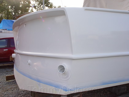 66 Chris Craft Roamer, Aluminum hull RXP 37-2509-R - 80
