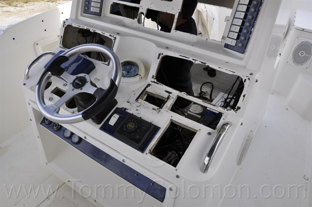 Helm update, complete makeover center console - 15