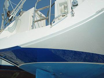 Fiberglass Repair - After