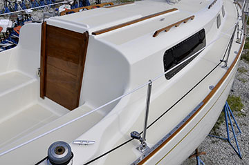 Yacht Restoration - After