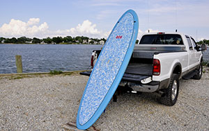 Standup Paddleboard Repair